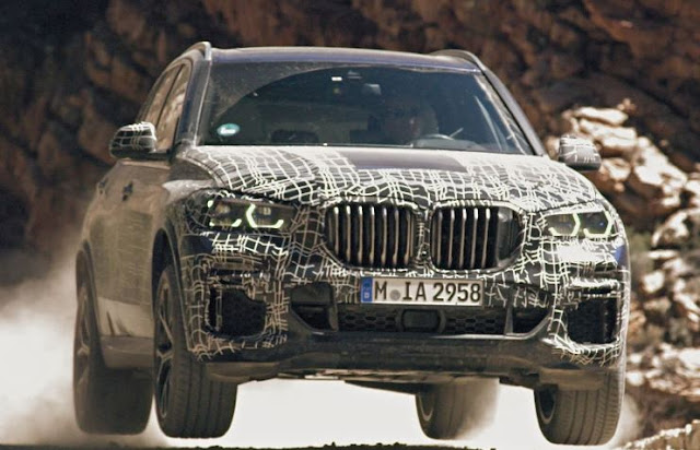2019 BMW X5 Will Offer An Off-Road Package For All Sorts Of Awesome