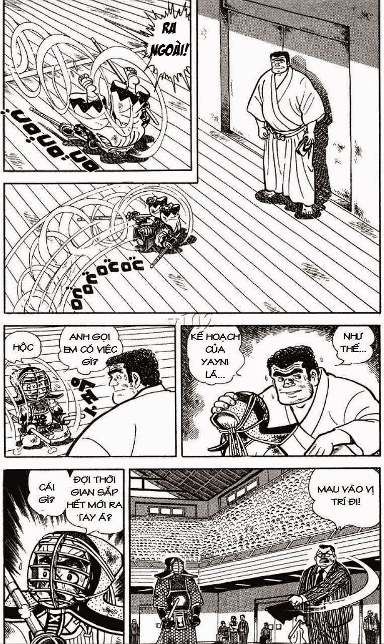 Siêu quậy Teppi chap 129 - Trang 29