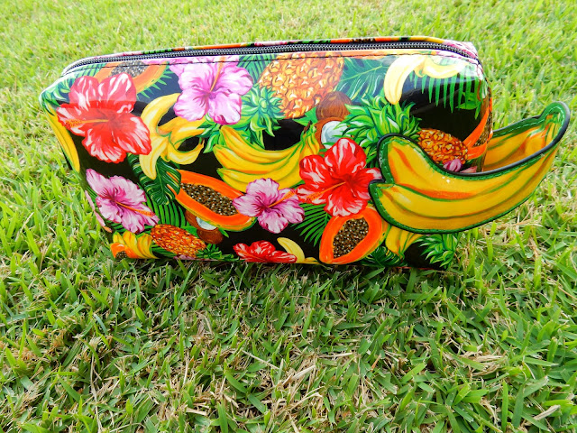 M.A.C Fruity Juicy Cosmetic Bag - www.modenmakeup.com