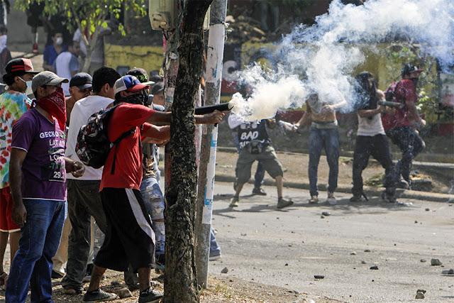 """Embajada de El Salvador Pide a salvadoreños que viven en Nicaragua """"No salga de su hogar"""""""