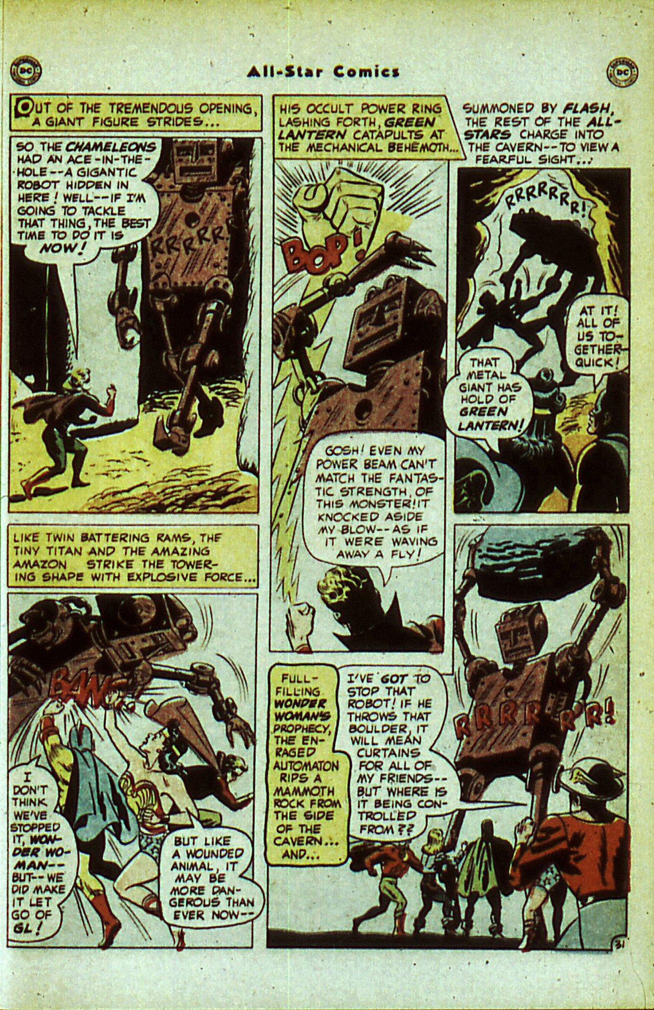 Read online All-Star Comics comic -  Issue #56 - 39