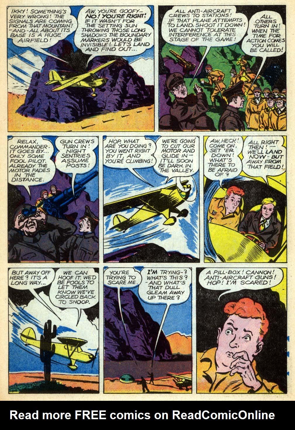 Read online All-American Comics (1939) comic -  Issue #22 - 23