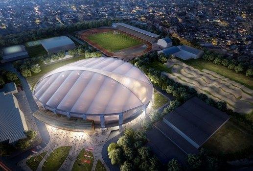 "Lagi"" ! Ahok Bungkam 58% Warga Jakarta, Anies & Prabowo: Proyek Velodrome Taraf Internasional Bersertifikat UCI Warisan Ahok Untuk Jakarta.. Terima Kasih Bpak Ahok"