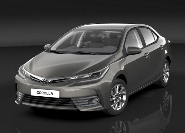 Novo Toyota Corolla 2017: fotos e informações