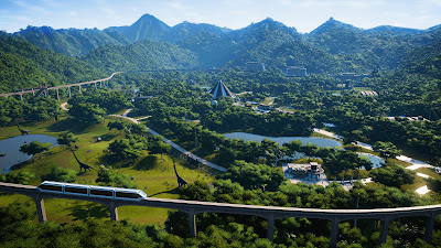 Jurassic World Evolution Game Screenshot 16