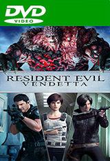 Resident Evil: Vendetta (2017) DVDRip Latino AC3 5.1 / Español Castellano AC3 5.1