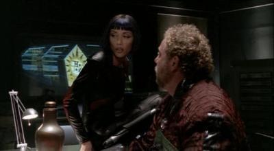 Andromeda - Season 2 Episode 13: Lava and Rockets