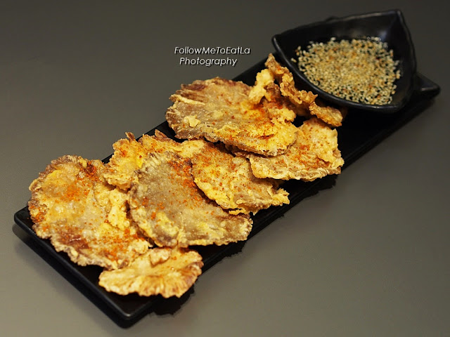 Golden Beoseot Fried Mushroom