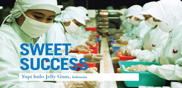 Lowongan Kerja PT. Yupi Indo Jelly Bogor Terbaru