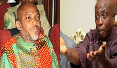 Nnamdi Kanu is a bad example of what an Igbo child should be - Uwazuruike