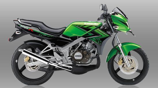 Motor Kawasaki Ninja R Terbaru