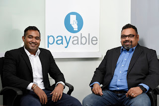 Yohan Wijesiriwardane, Co-Founder and incoming CEO and Sujith Subasinghe, PAYable's late Co-Founder and CEO.