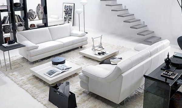 Desain sofa tamu