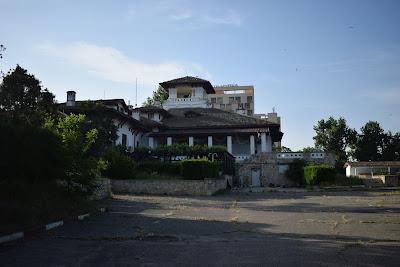 Vila regală din Mamaia
