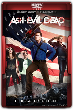 Ash vs Evil Dead 2ª Temporada Legendado Torrent 2016 HDTV 720p 1080p Download