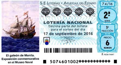 loteria nacional 17 septiembre de 2016