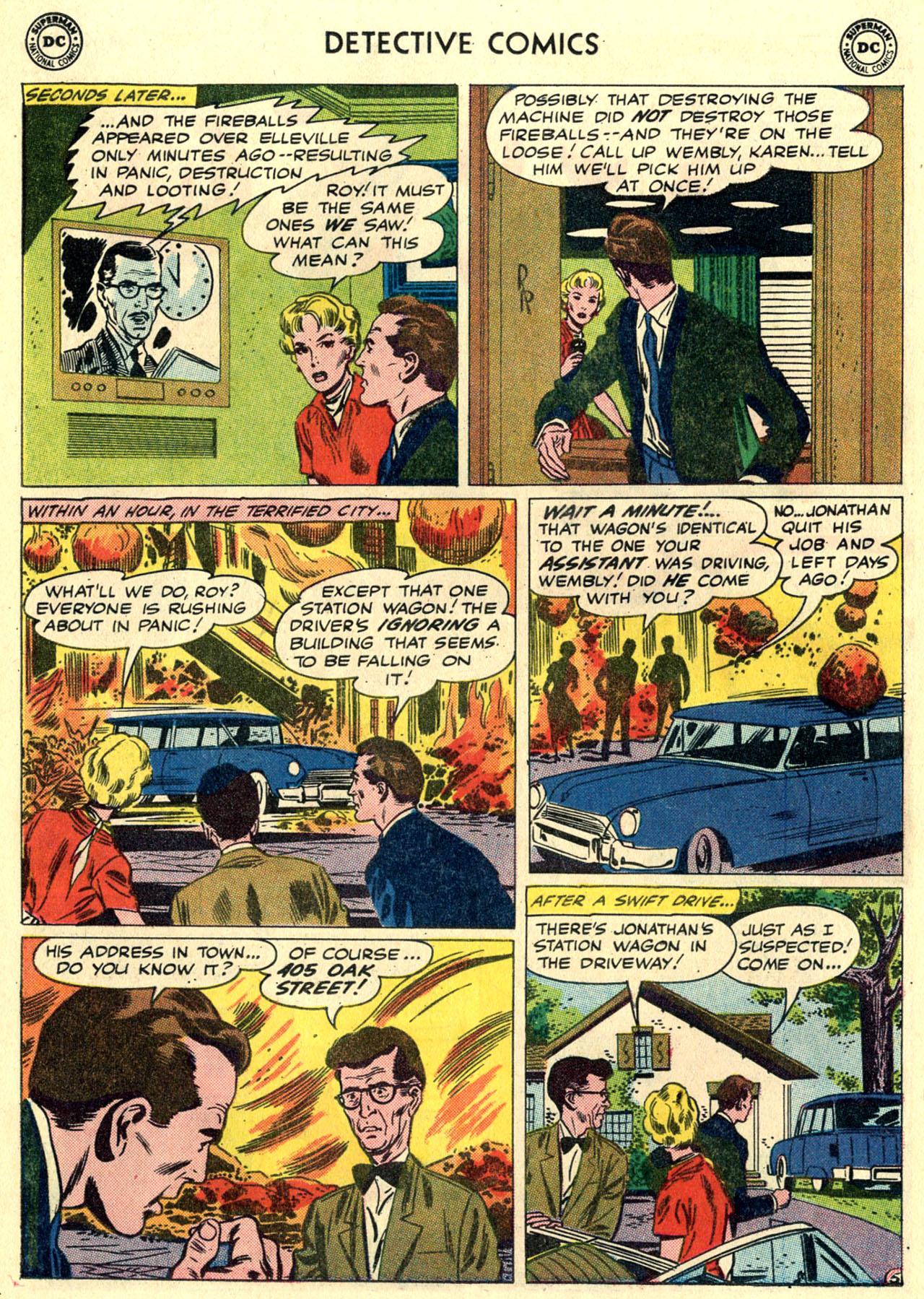 Detective Comics (1937) 282 Page 21