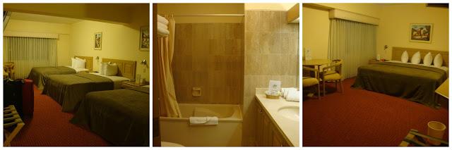 quartos do Hotel Jose Antonio Puno, Peru