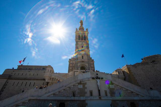 Marsiglia-Notre Dame de la Garde