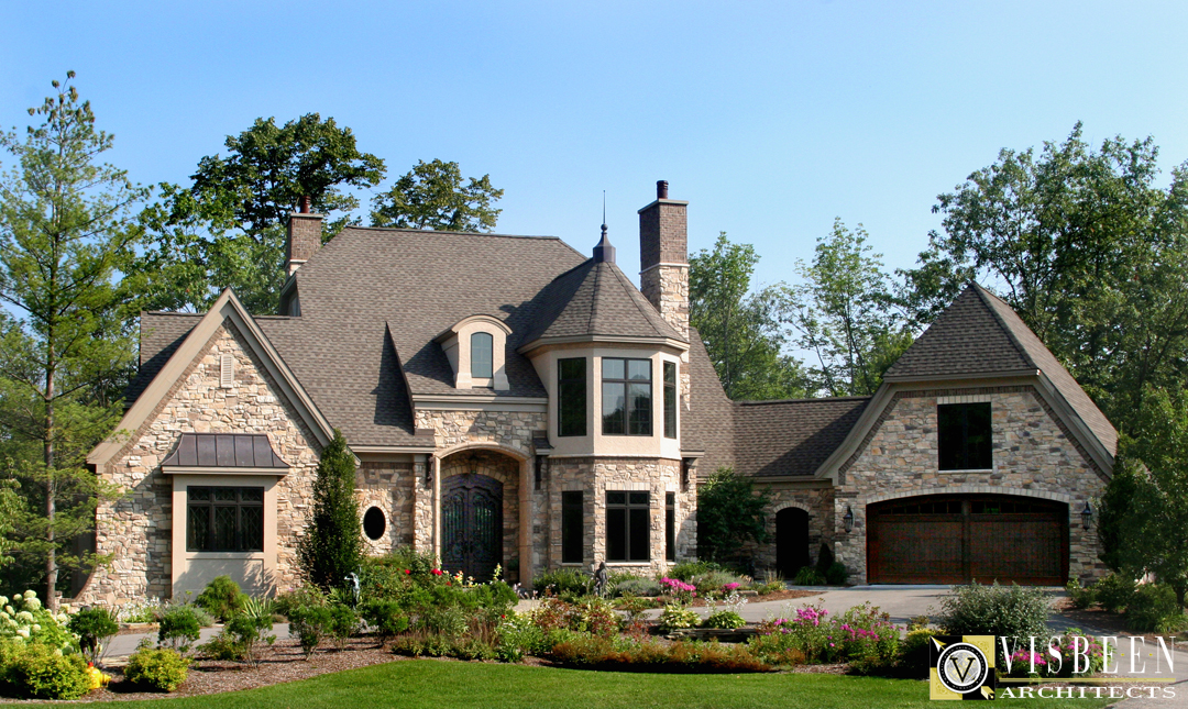 French country style homes images for Old world style house plans