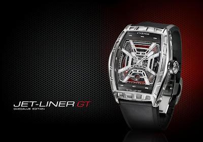 VSTOS Challenge Jet-Liner GT Daedalvs Edition, Swiss made