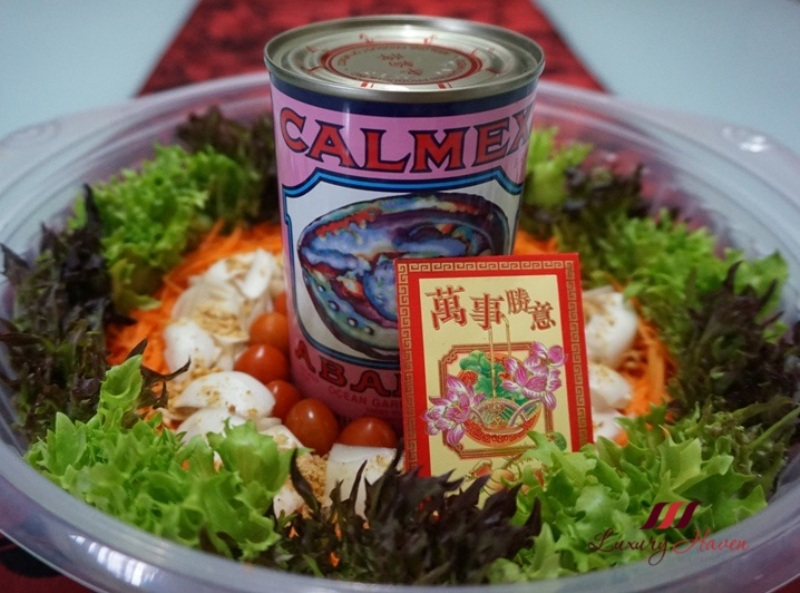 chinese spring festival calmex abalone fresh lily bulbs