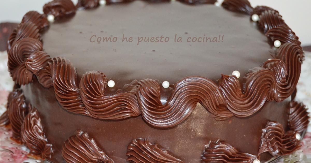 Peggy Porschen Chocolate Cake Recipe