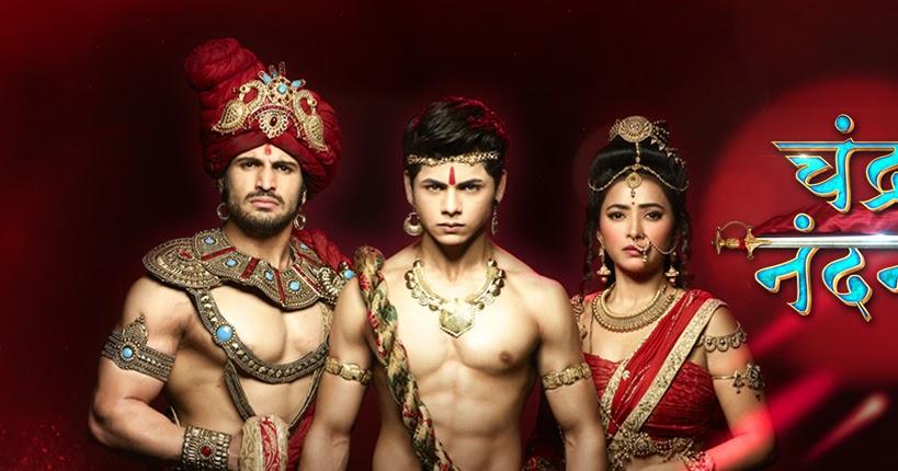 KASAMTEREPYAARKI MOBI: Chandra Nandini 4th October 2017 Full Episode 259