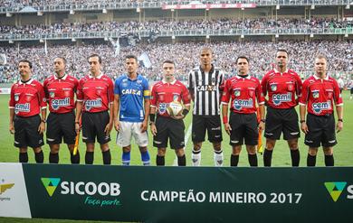 095dda2486 Toque Di Letra  Arbitragem inicia preparação para o Mineiro