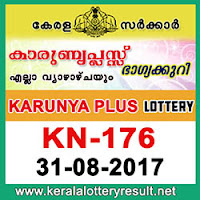 KERALA LOTTERY, kl result yesterday,lottery results, lotteries results, keralalotteries, kerala lottery, keralalotteryresult, kerala   lottery result, kerala lottery result live, kerala lottery results, kerala lottery today, kerala lottery result today, kerala lottery results   today, today kerala lottery result, kerala lottery result 31-08-2017, Karunya Plus lottery results, kerala lottery result today   Karunya Plus, Karunya Plus lottery result, kerala lottery result Karunya Plus today, kerala lottery Karunya Plus today result,   Karunya Plus kerala lottery result, KARUNYA PLUS LOTTERY KN 176 RESULTS 31-08-2017, KARUNYA PLUS LOTTERY   KN 176, live KARUNYA PLUS LOTTERY KN-176, Karunya Plus lottery, kerala lottery today result Karunya Plus, KARUNYA   PLUS LOTTERY KN-176, today Karunya Plus lottery result, Karunya Plus lottery today result, Karunya Plus lottery results today,   today kerala lottery result Karunya Plus, kerala lottery results today Karunya Plus, Karunya Plus lottery today, today lottery result   Karunya Plus, Karunya Plus lottery result today, kerala lottery result live, kerala lottery bumper result, kerala lottery result   yesterday, kerala lottery result today, kerala online lottery results, kerala lottery draw, kerala lottery results, kerala state lottery   today, kerala lottare, keralalotteries com kerala lottery result, lottery today, kerala lottery today draw result,