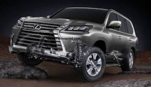 2016 Lexus lx 570 Price in Uae