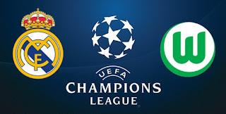 مشاهدة فولفسبورج وريال مدريد مباشرعلى الجوال و يوتيوب 12-4-2016 ربع النهائي دوري أبطال أوروبا 2016