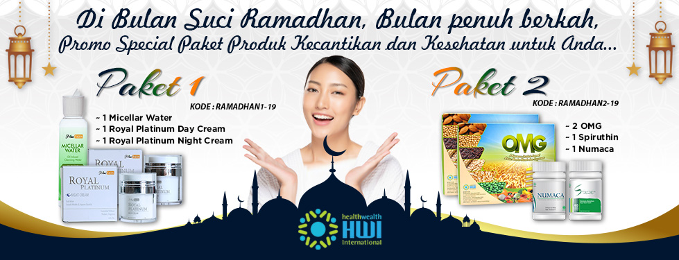 konsumsi hwi Ramadan