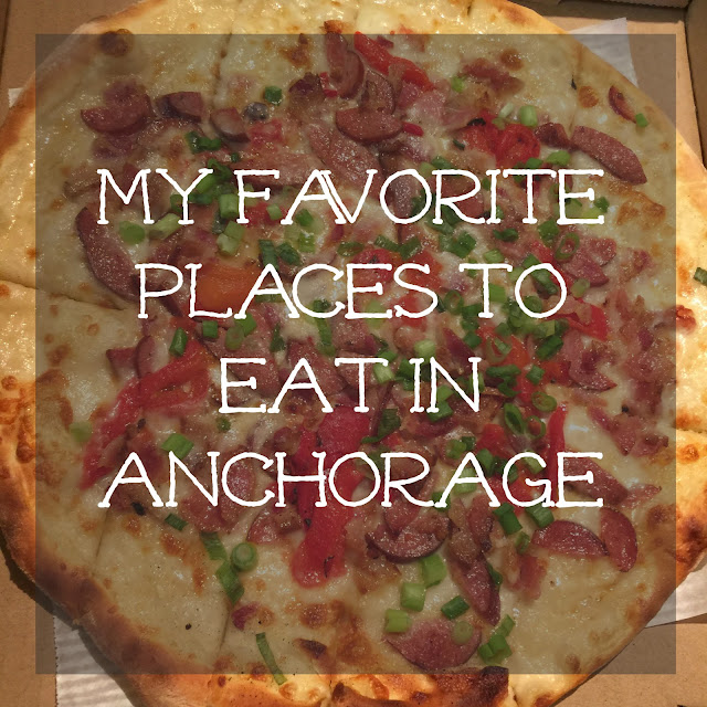 Best Places to Eat in Anchorage