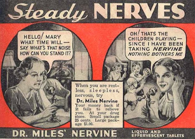 Dr Miles Nervine
