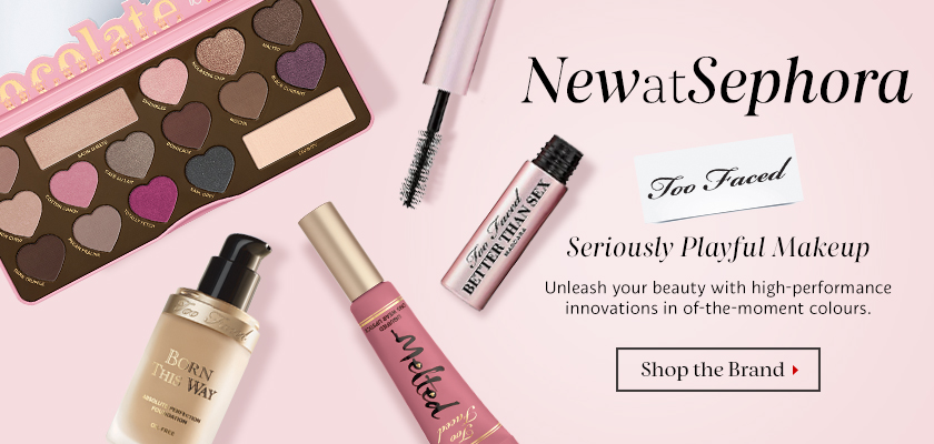 Too Faced Cosmetics Sephora Philippines