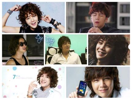 The Eels Family Article Jang Keun Suk Special Article Hair Transformations The Ahjuma And The Noona Series
