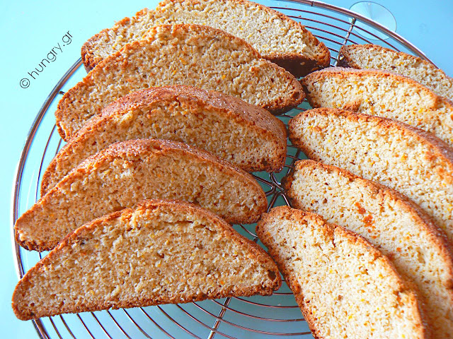 Aniseed Rusks