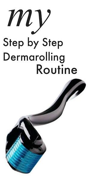 diy skincare, dermarolling, microneedling, dermarolling step by step, dermarolling diy, dermaroller amazon, titanium dermaroller, life and messy hair, xo samantha brooke, samantha brooke