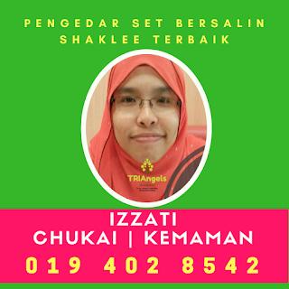 Pengedar Set Bersalin Shaklee Terbaik, Pengedar Set Bersalin Shaklee Terbaik Chukai, Kemaman, Terengganu