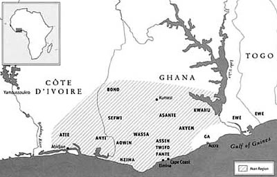 Akan States of West Africa