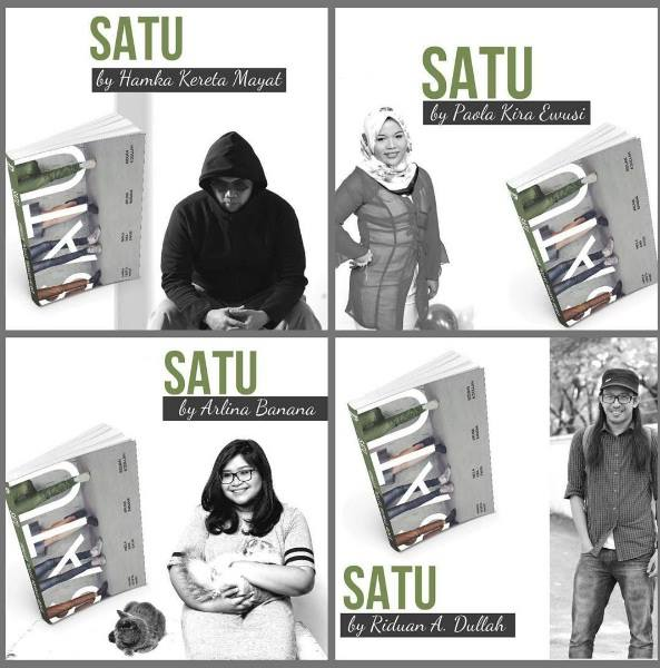 Hamka Kereta Mayat, Arlina Banana, Paola Kira Ewusi, Riduan A.Dullah, bukan novel jiwang