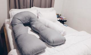 Tipe Meternity Pillow Ibu Hamil di Promo Ramadhan