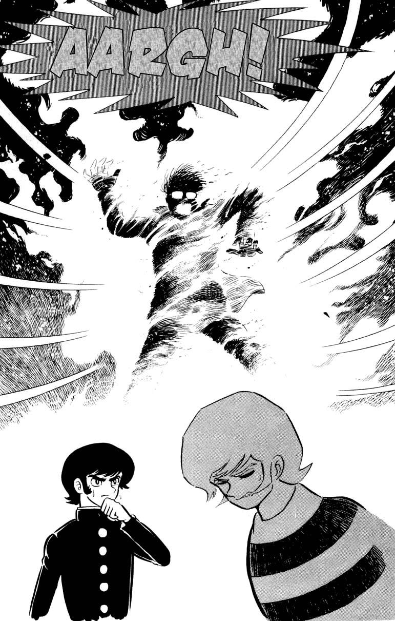 DevilMan chapter 2.2 trang 10