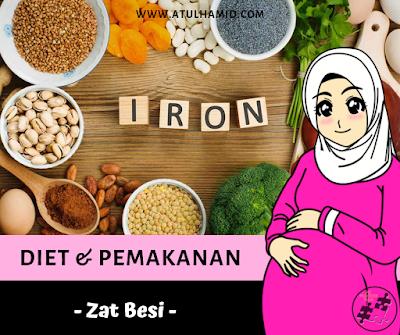 DIET & PEMAKANAN IBU HAMIL