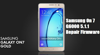 On 7 G6000 5.1.1, G6000 5.1.1 Repair Firmware
