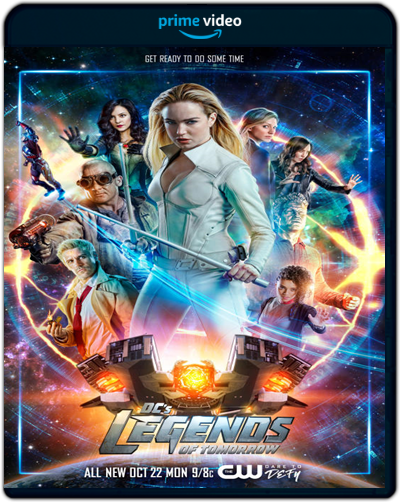 DC's Legends Of Tomorrow S04