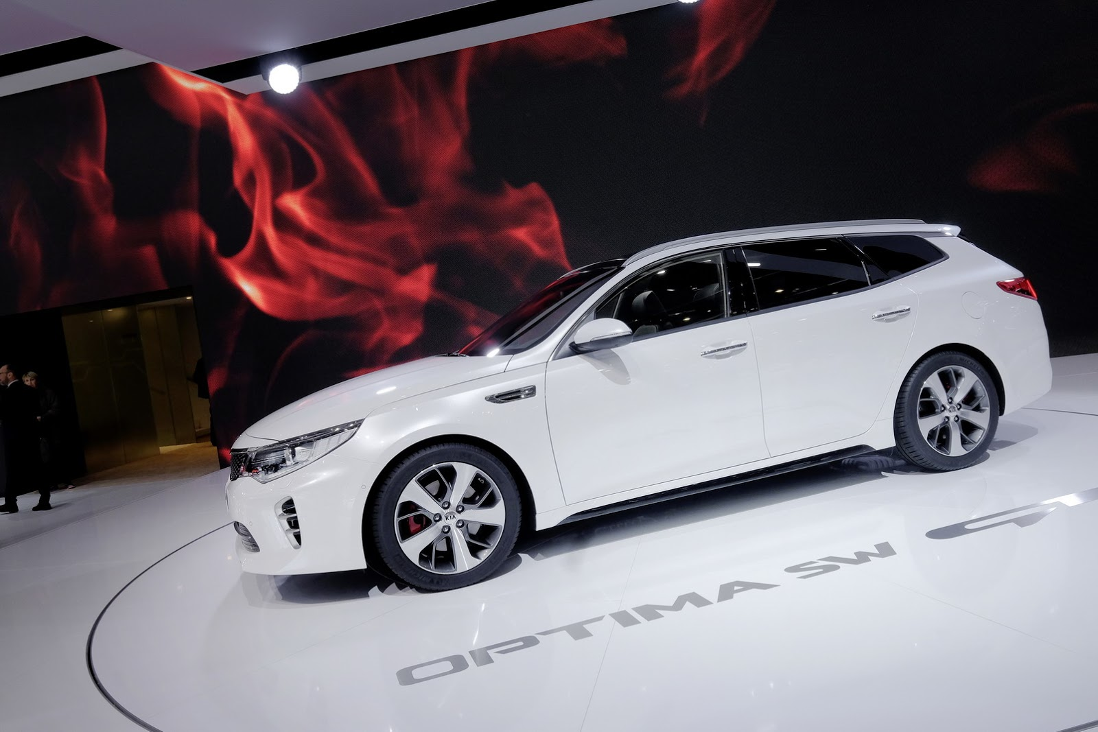 Kia Optima Sportswagon 2017