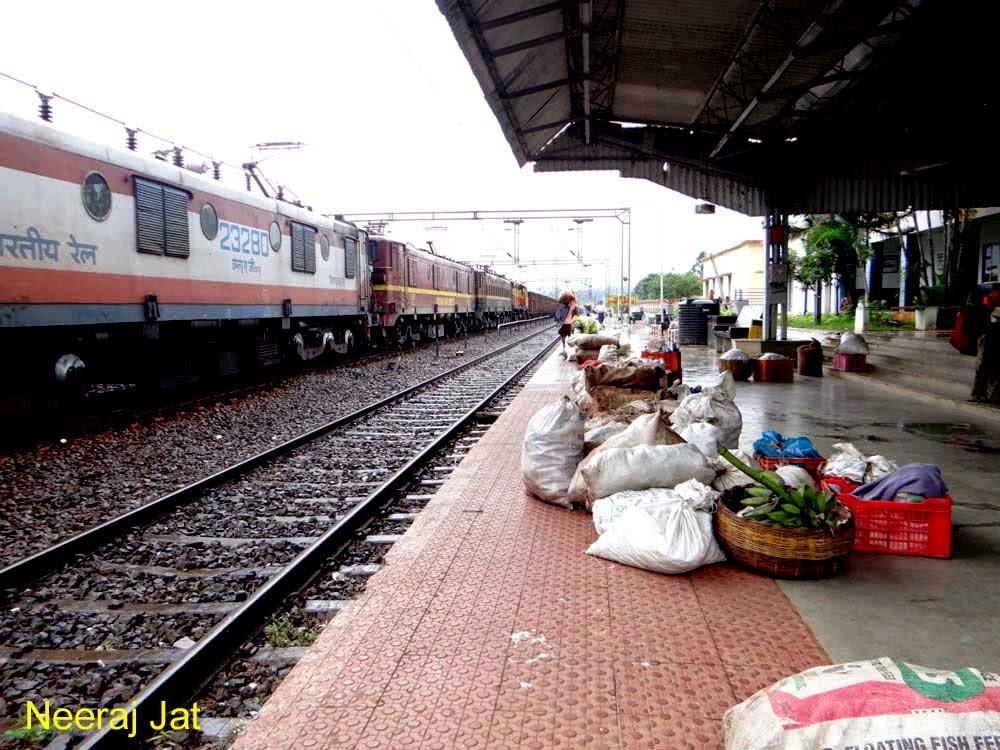 किरन्दुल ट्रेन-2 (अरकू से जगदलपुर)