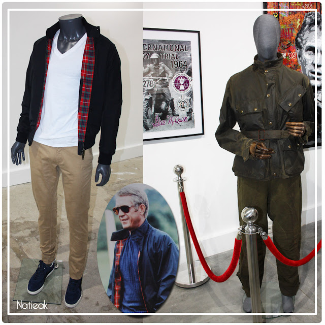 Steve McQueen et la mode